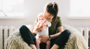 At blive mor