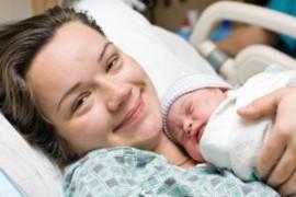 Gave til nybagt mor