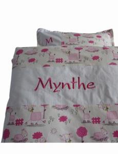 c110948a56b Sengetøj med navn - både junior og baby sengetøj med navn