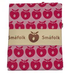 sengetoj-baby-smaafolk-aebler-lyserod-pink