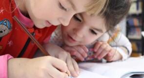 Sådan bliver dit barn klar til skolestart