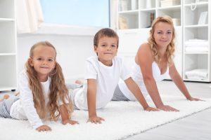 Børn og styrketræning