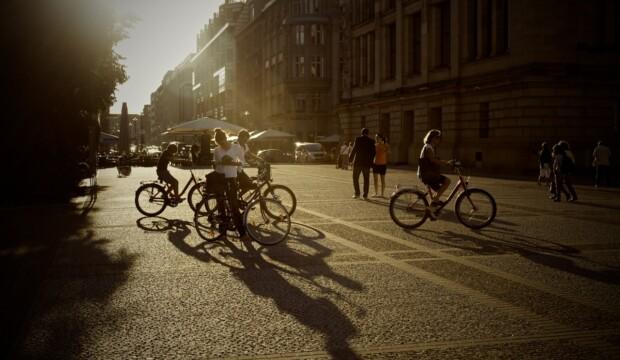 Cykle med dine børn