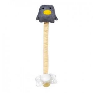 suttekaede-stof-pingvin