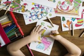 Her finder du gratis tegninger, dit barn kan farvelægge