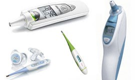 Termometer til baby