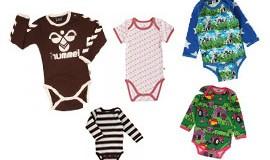 Tøj til nyfødt