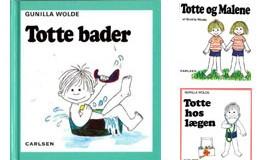 Totte bøger – gode børnebøger