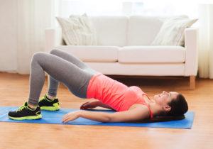 Træning efter graviditet