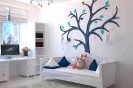 Lån penge nu og indret det perfekte værelse til din baby