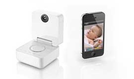 Withings babyalarm til iPhone