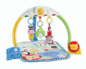 Topmoderne Legetæppe til baby - aktivitetstæppe og legegulvtæppe til baby DO-94